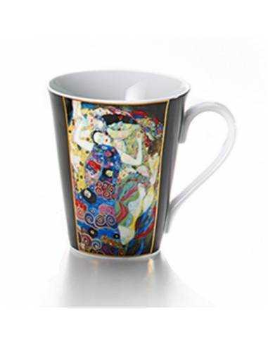 Mug Klimt La Virgen