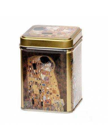Latas para té Klimt 100gr El beso