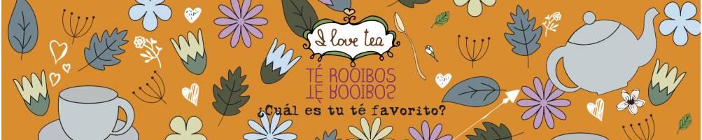 Comprar TÉ ROOIBOS a granel online 2,75€ | Delica-Té-Zen