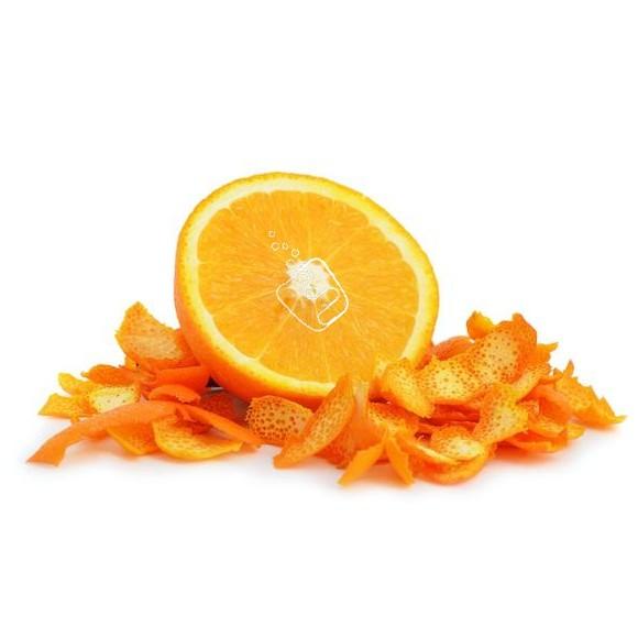 Té con Jengibre, canela y cáscaras de naranja