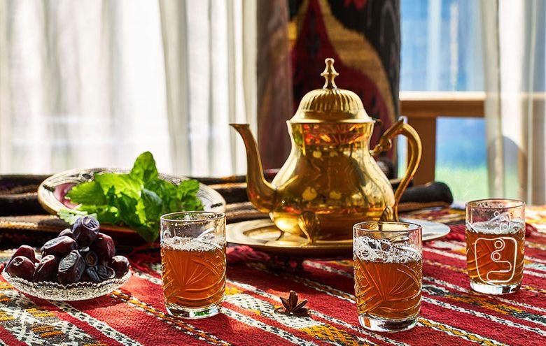 Receta del té marroquí