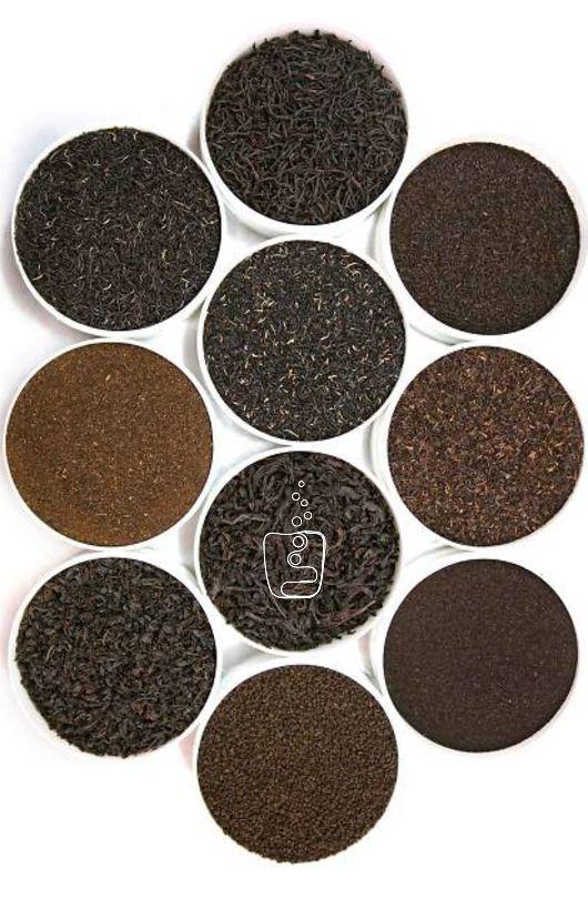 Tipos de té negro